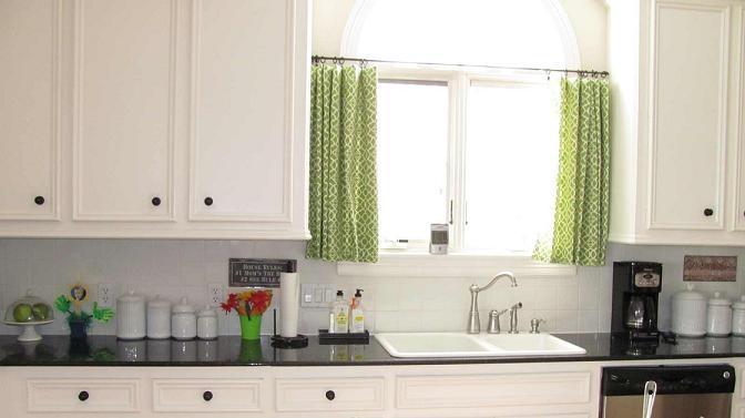 шторы для кухни –  (10)