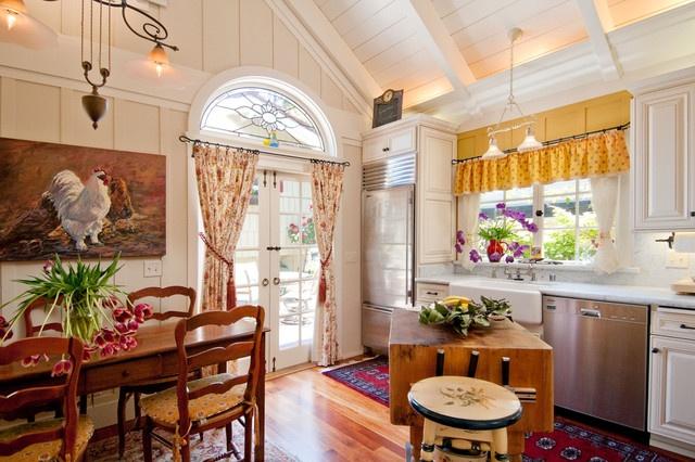 шторы для кухни –  (11)
