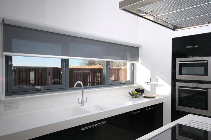 Шторы для кухни-рулонные-5