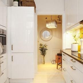 Кухня после ремонта – фото 889