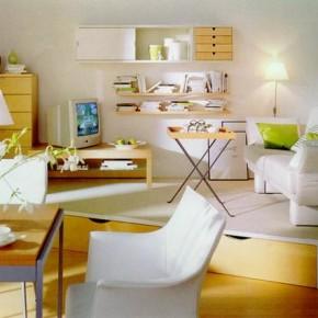 Ремонт гостиной – фото 913