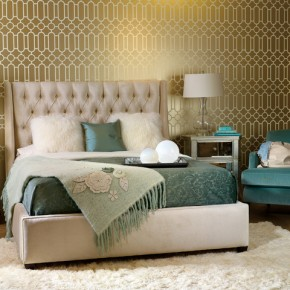 Спальные комнаты – фото 790