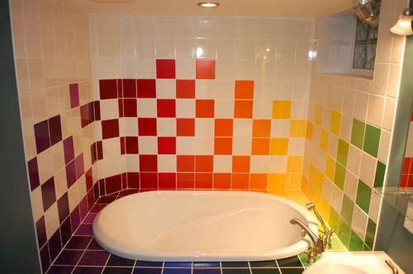 произвольные картинки в ванной стоимость, сначала