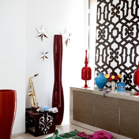 марокканский стиль в дизайне интерьера
