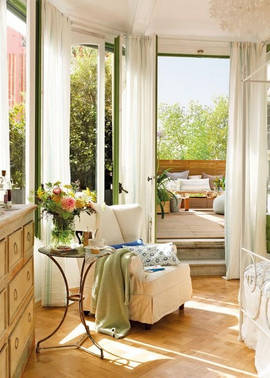 Романтическая спальня фото
