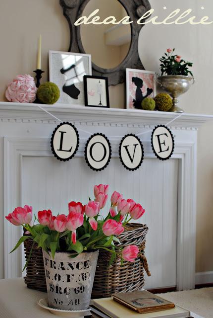 интерьер ко дню Святого Валентина 4