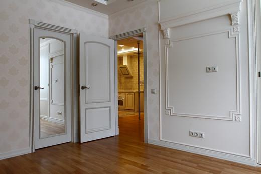 гостиная комната в стиле ампир