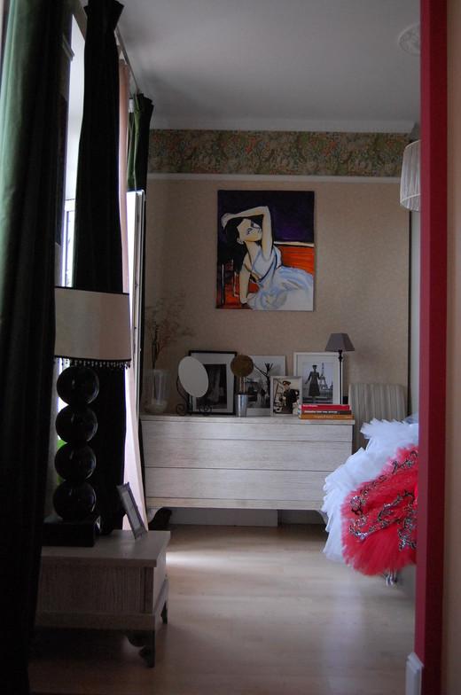дизайн кабинета трехкомнатной квартиры