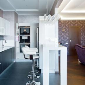 Дизайн проект кухни – фото 374