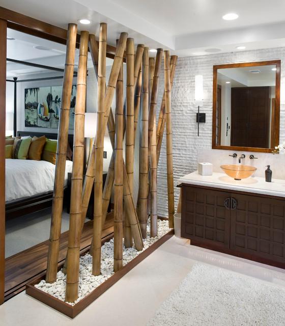 азиатский стиль ванной