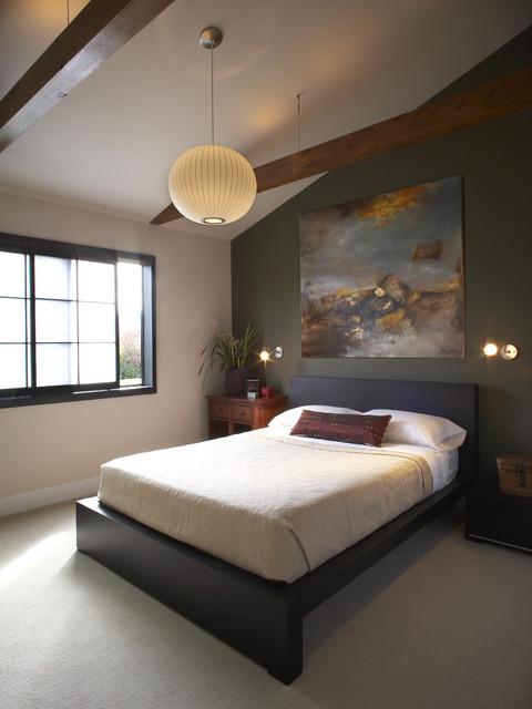 азиатская спальня