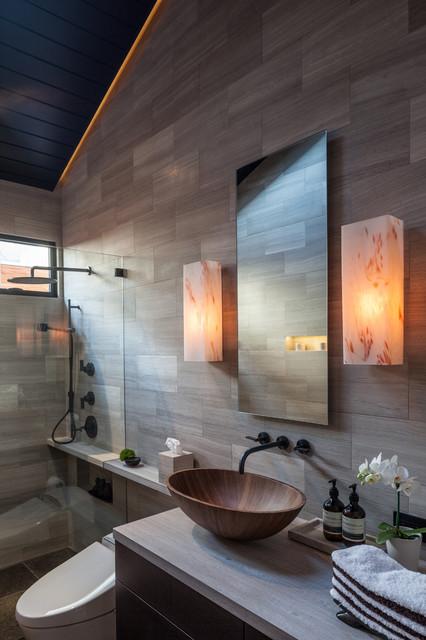 ванна в стиле азии