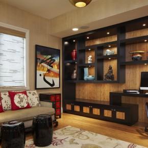 Ремонт гостиной – фото 691