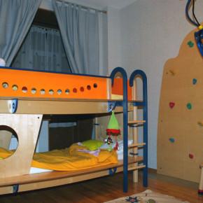 Детская комната – фото 391