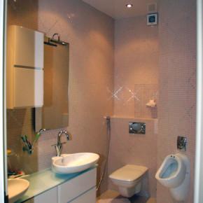 Декор ванной комнаты – фото 392