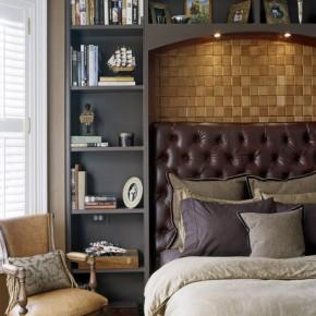 Декор спальни – фото 63