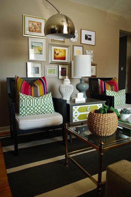 Декоративные подушки в интерьере фото 7