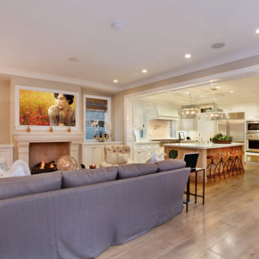 Дизайн гостиной – фото 322