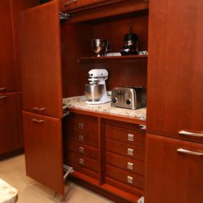 Дизайн проект кухни – фото 337