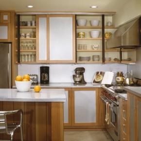 Планировка кухонь – фото 340