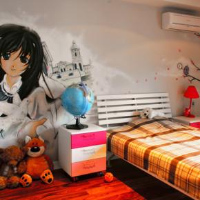 Детские комнаты – фото 315
