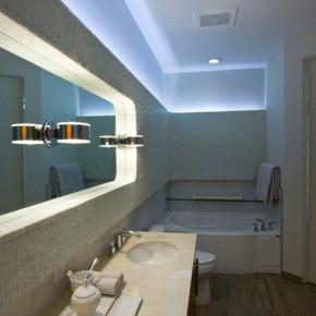 Дизайн проект ванной – фото 336