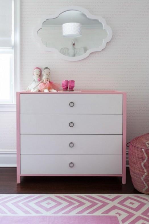 мебель в  детской для новорожденного