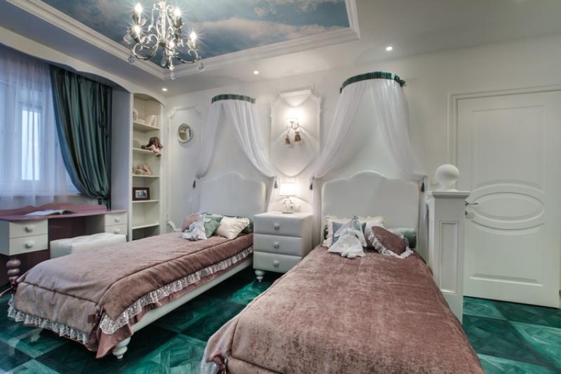 Дизайн детской спальни фото 1