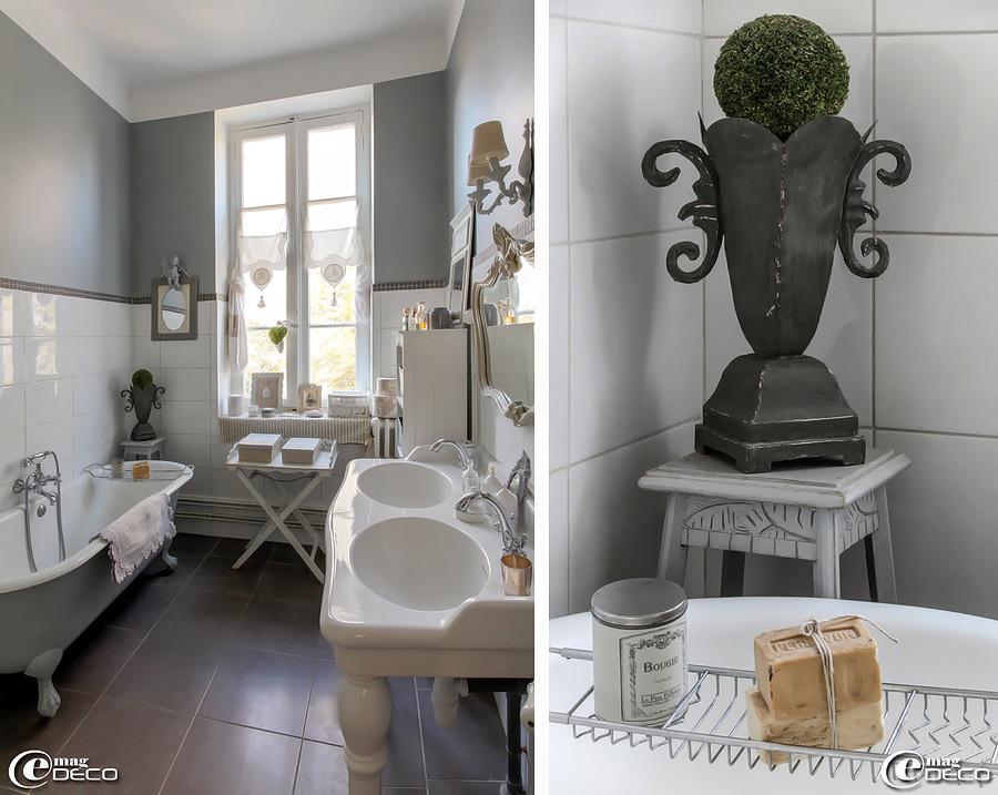 ванная во французской квартире