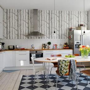 Ремонт кухни – фото 290