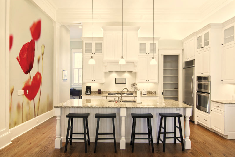 фотообои на кухне 4