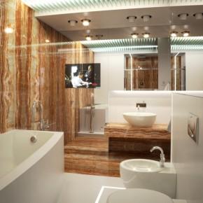 Оформление ванной – фото 302