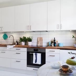 Красивая кухня – фото 272