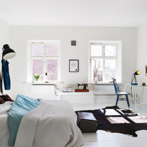 Спальни дизайн – фото 273