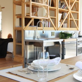 Кухня после ремонта – фото 268