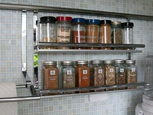 Рейлинги для кухни фото 11