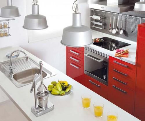 Рейлинги для кухни фото 17
