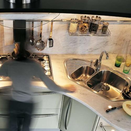 Рейлинги для кухни фото 4