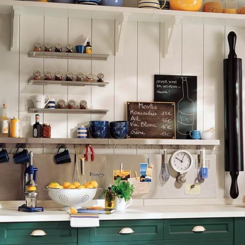Кухонные рейлинги