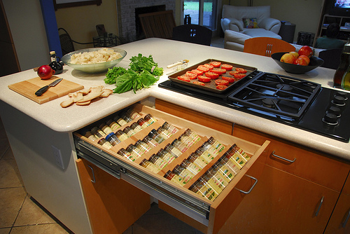 Ящики для кухни фото 3