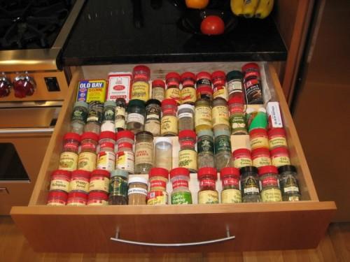 Ящики для кухни фото 2