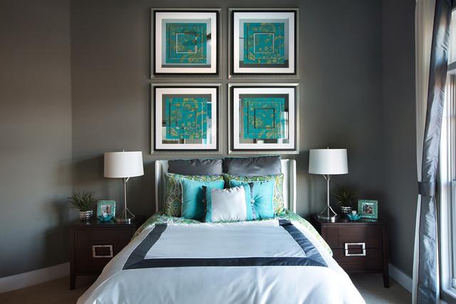 Цвет в интерьере фото спальной комнаты