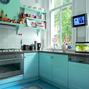 Отделка кухни – фото 204