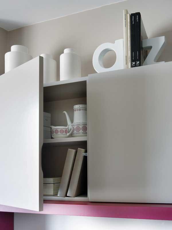 дизайн маленькой квартиры - мебель и стены