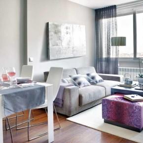 Гостиная дизайн – фото 206
