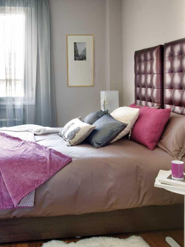спальня в квартире маленького размера