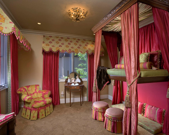 интерьер комнаты в арабском стиле