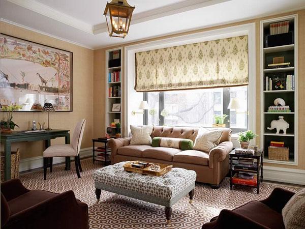 арабский интерьер - гостиная