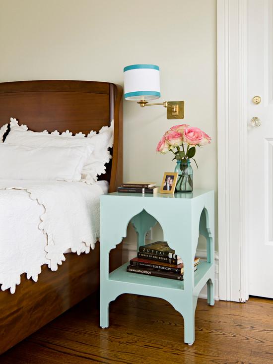дизайн спальни в арабском стиле