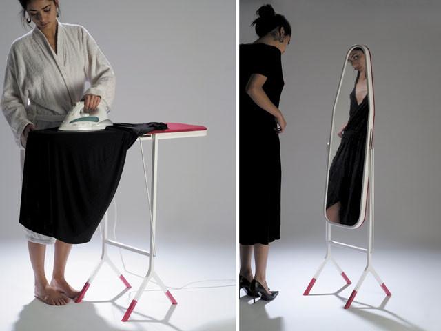Мебель трансформер - гладильная доска